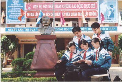 Công bố kết quả tuyển sinh vào lớp 6 trường THCS Phan Chu Trinh, năm học 2020 – 2021