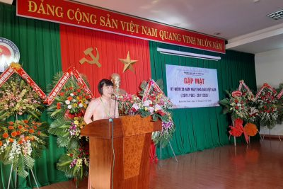 Tổ chức Tọa đàm kỷ niệm 38 năm ngày Nhà giáo Việt Nam 20/11/1982 – 20/11/2020
