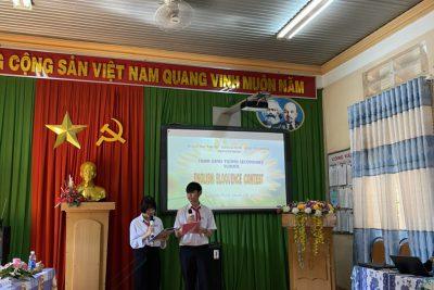 Sinh hoạt ngoại khóa tại trường THCS Trần Bình Trọng, thành phố Buôn Ma Thuột