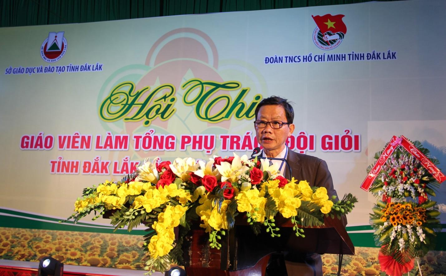 Hội thi giáo viên làm tổng phụ trách Đội giỏi cấp tỉnh lần thứ II năm 2020